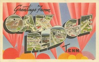 Oak-ridge-tn-tennessee-large-letter-greeting